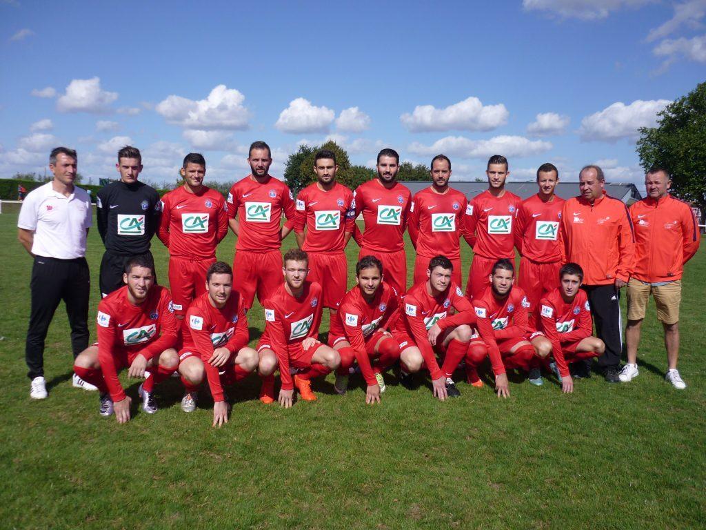Coupe de l'Anjou (8e de finale) : Présentation du match : La Tessoualle – Bouchemaine.