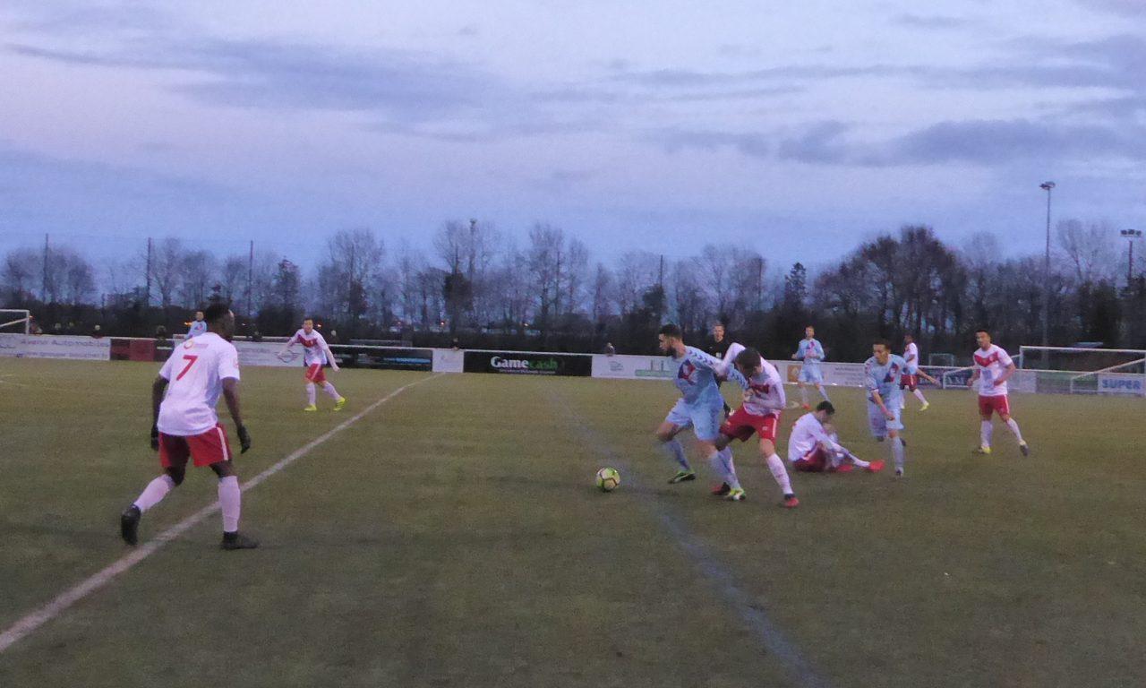 DH (15e journée) : le SC Beaucouzé manque le coche face à Saint-Nazaire (0-1).