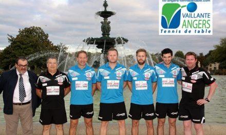 Pro A : La Vaillante a été battue sèchement par Cercy-Pontoise (0-3).