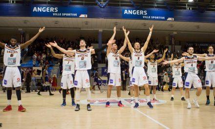 Revivez en vidéo, les meilleurs moments du match : Angers BC – GET Vosges (84-76).