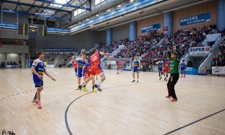 N1M (play-offs) : Angers-Noyant gagne au bout du suspense face à Vernon (29-28).