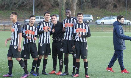 U19 (23e journée) : Présentation du match, Angers SCO – Vertou, avec Laurent VIAUD.