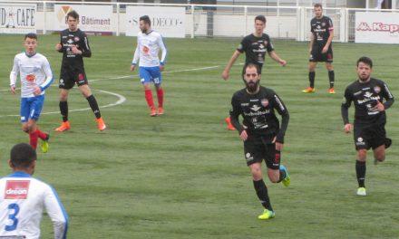 DH (18e journée) : Un précieux succès pour les réservistes Choletais face au FC Rezé (2-1).