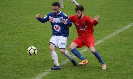 DRH (16e journée) : Angers NDC s'est fait surprendre sur la seule occasion Saumuroise (1-1).
