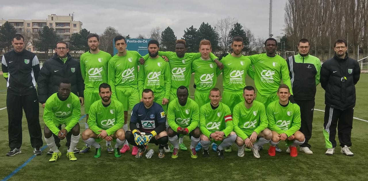 D1 (22e journée) : Les Ponts-de-Cé ont fait la différence en seconde période face à Mazé (6-1).