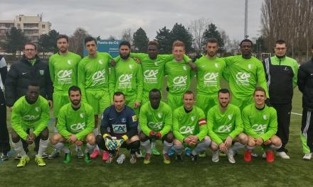 D1 (21e journée) : Les Ponts de Cé a fait un festival de buts à Somloiryzernay (7-0).