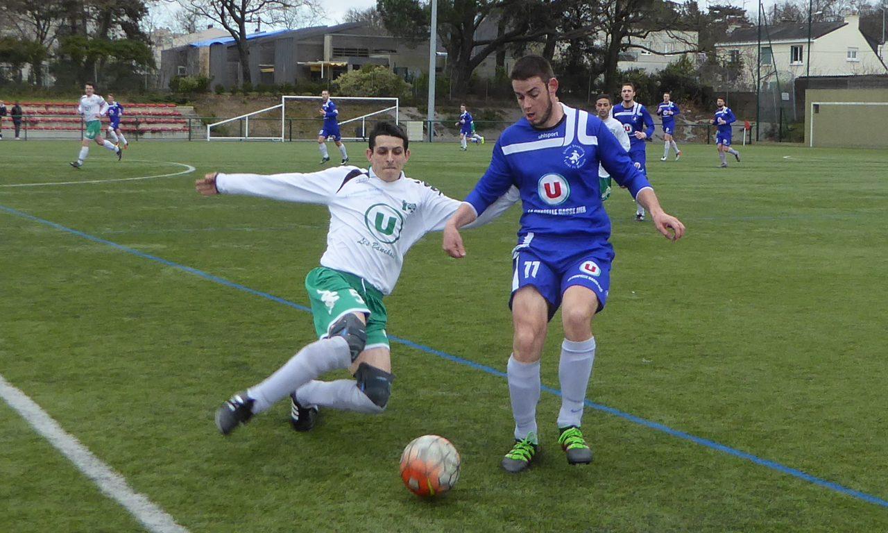 DRH (15e journée) : La Croix Blanche perd deux points à domicile face à Loire-et-Divatte (1-1).