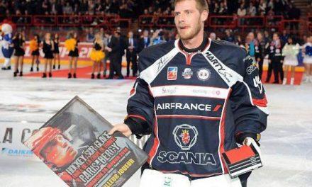 C'est officiel ! Florian HARDY, l'homme de BERCY 2014 est de Retour aux Ducs d'Angers !