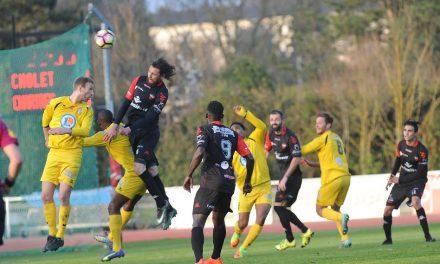CFA (24e Journée) : Tenu en échec par le FC Chartres, le SO Cholet garde ses distances sur ses poursuivants.
