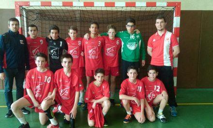 Coupe de l'Anjou : Carton plein pour les – 14 ans et -12 ans d'Angers-Noyant HBC.