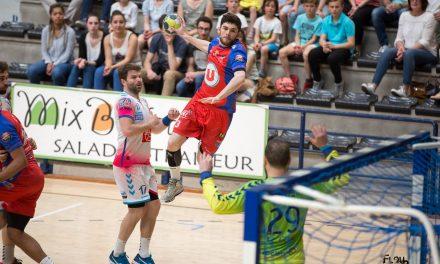 N1M/Plays-offs (6e journée) : Une victoire qui fait du bien pour Angers-Noyant face à Strasbourg (32-26).