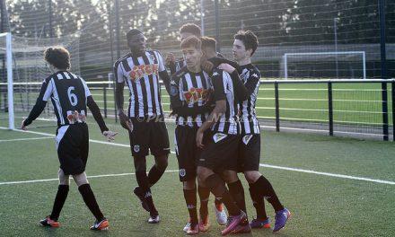 U19 : Le SCO a fait preuve de caractère face à Vertou (2-2).