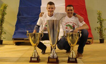 Le 29 avril prochain, Jallais va accueillir la Coupe de France de «palets en laiton»