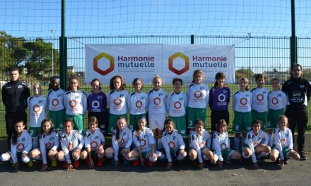 Le club de la Croix Blanche Angers organise son tournoi Régional U14 Féminin.