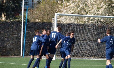Bilan de la coupe pour les Jeunes de l'AS Saint-Sylvain : Cela ne s'est pas joué à pas grand-chose !