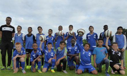 Académie NDC Angers Football U13-U15, saison 2017/2018.