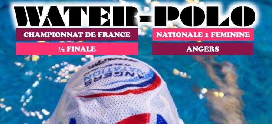 Présentation du plateau de la demi-finale de Nationale 1 féminine.