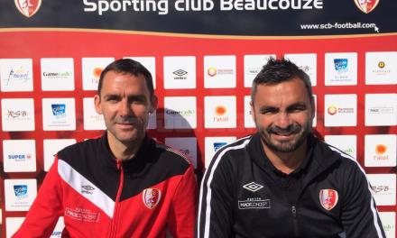 Interview avec Emmanuel Neveu futur coach des U19 du S.C Beaucouzé.