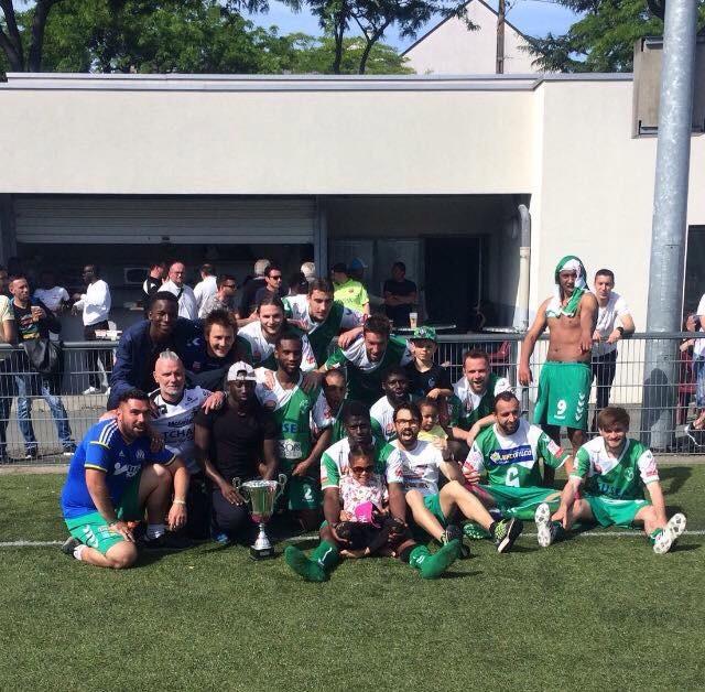 D2 (22e journée) : Après sa victoire face à la Salle Coron (2-1), la Vaillante décroche le titre champion !
