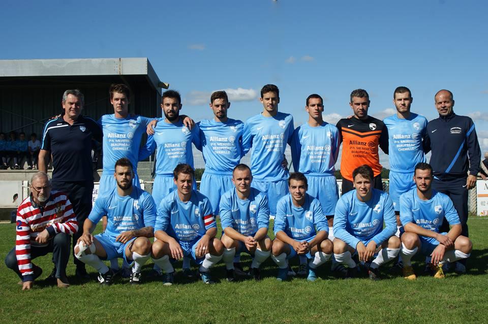 L'Avenir Sport Saint-Pierre-Montrevault vit une véritable histoire d'amour avec la Coupe de l'Anjou de football.