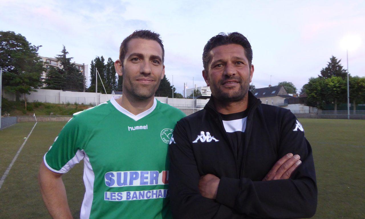 Jean-Michel BOURDEAU et Yohann CHIBANI rejoignent le Foyer Espérance de Trélazé.