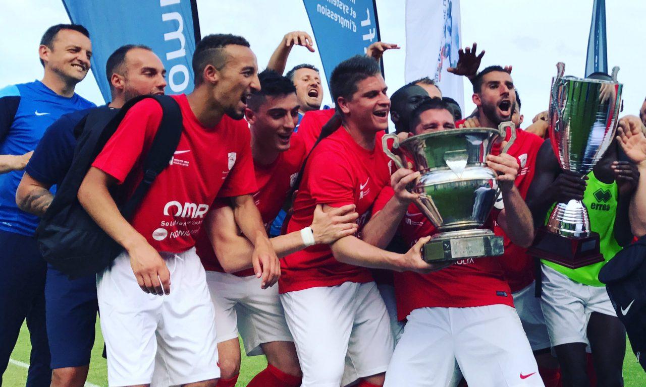 Coupe de l'Atlantique : Saumur remporte la dernière coupe de l'Atlantique de l'histoire !