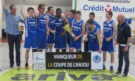 Une seconde Coupe de l'Anjou consécutive pour les U17 de JJBC.