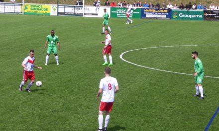 Coupe de l'Anjou (1/4 de finale) : Résumé en vidéo du match : ES Bouchemaine – SC Beaucouzé (0-3).