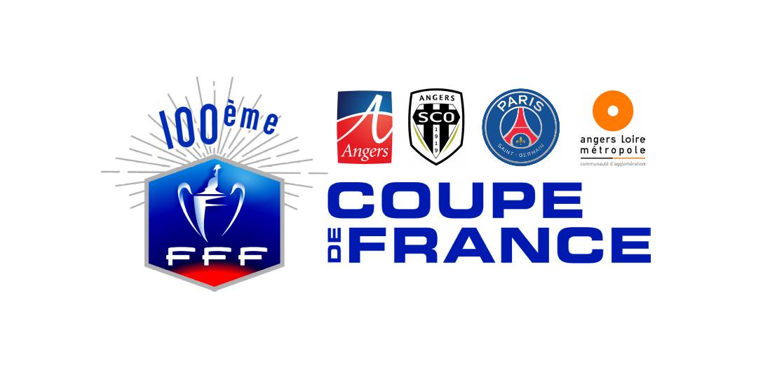 Cent places remises par la ville d 39 angers pour la finale - Places finale coupe de france ...
