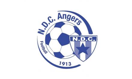 Programme des portes ouvertes de NDC Angers football pour la saison 2017-2018.