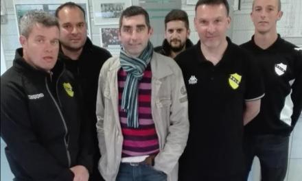 Christophe Poissenot est le nouvel entraîneur de l'AS Val d'Erdre Auxence.