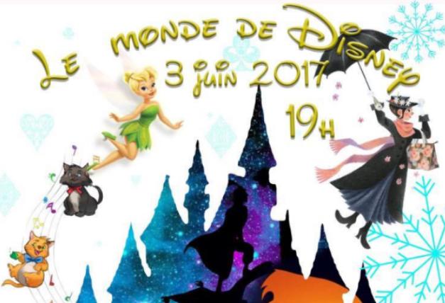 Gala de fin de saison : Le monde de Disney.