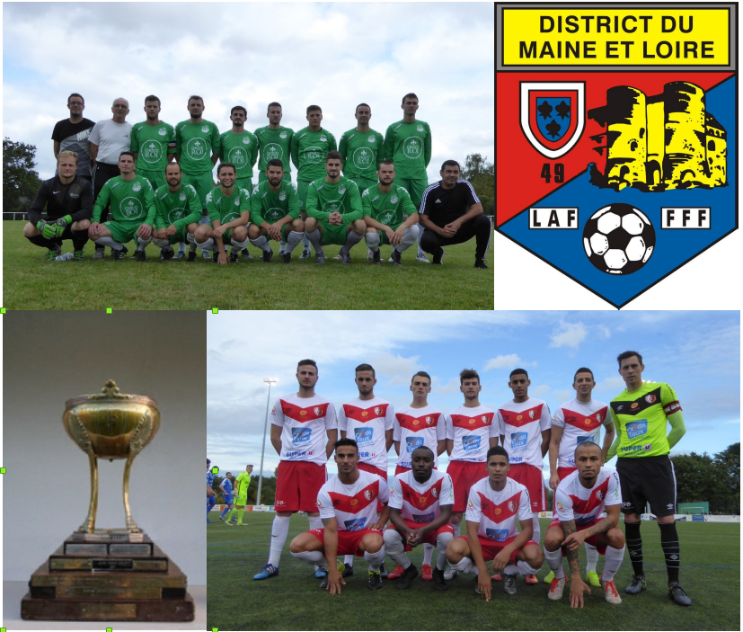Coupe de l'Anjou (1/4 de finale) : L'ES Bouchemaine reçoit le SC Beaucouzé pour une place en demi-finale !