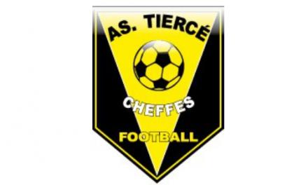 L'A.S. Tiercé-Cheffes Football organise son Tournoi annuel.