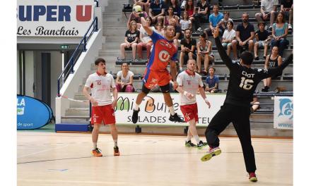 Revivez en vidéo, les meilleurs moments du match : Angers-Noyant – Grenoble (30-29).
