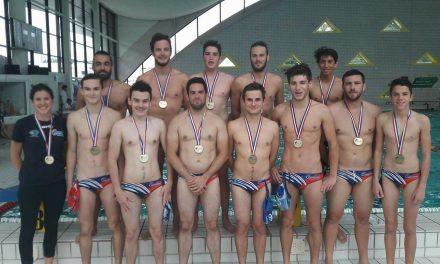 Angers finit sur le podium du championnat de France de Nationale 3.