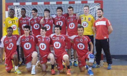 Les -18 ans d'Angers-Noyant HBC se sont qualifiés pour la finale du championnat de France excellence