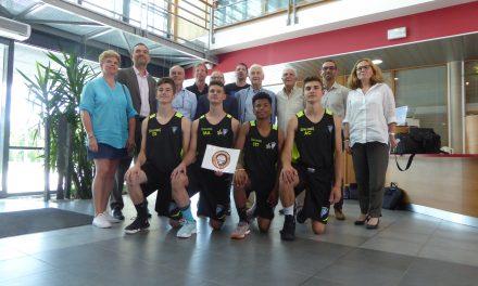 L'Étoile Angers Basket signe une convention avec Mongazon.