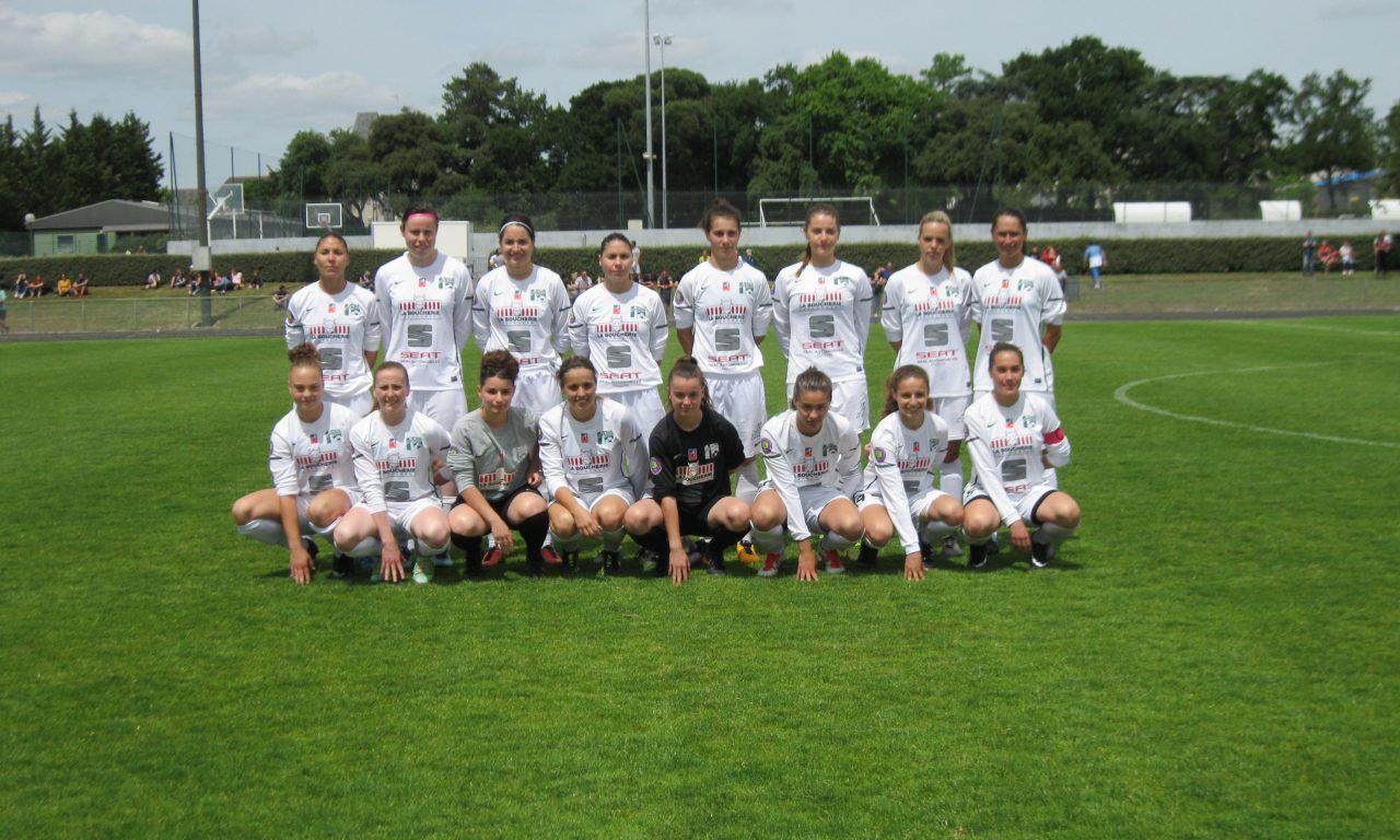 La Croix-Blanche Angers Football prend un léger avantage sur le FC Lillers (2-1).
