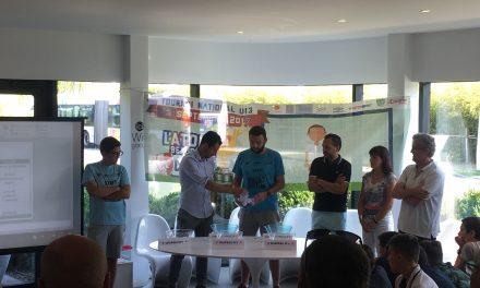 Tirage au sort de la 4eme édition de L'Atoll Beaucouze Cup (tournoi nationale U13).