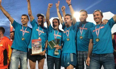 Hutchinson Segré, victorieux au 7ème Marathon Relais inter-entreprises !