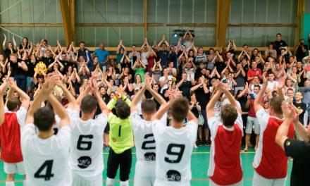 Finales départementales Futsal 2017.
