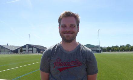 Max JAUNAY est la nouvelle recrue de l'AS Les Ponts-de-Cé.
