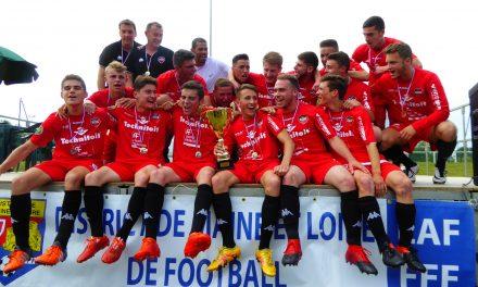 Le SO Cholet remporte la coupe de l'Anjou U19 face à Angers la Vaillante (4-3).