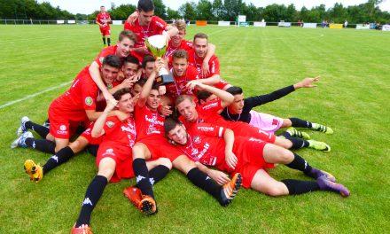 Les meilleurs moments en vidéo de la finale U19 : SO Cholet – Angers Vaillante SP (4-3).