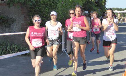 Karine PANAGET (5 km) et Perrine ROSALA-HUMEAU (11,3 km) remportent la Confluente 2017.