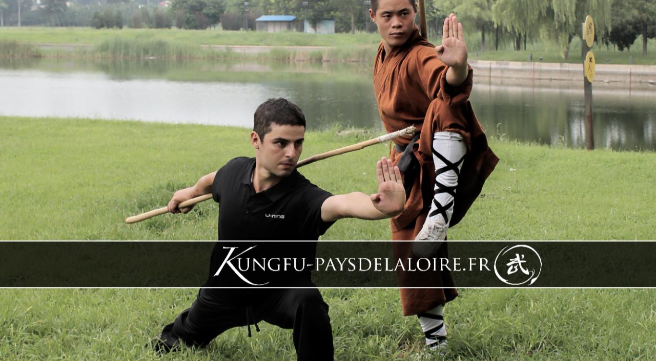 Venez découvrir l'École de Wushu des Pays de Loire.
