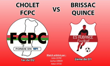 Finale du Challenge de l'Anjou : FC Portugais de Cholet – ES Brissac-Aubance !