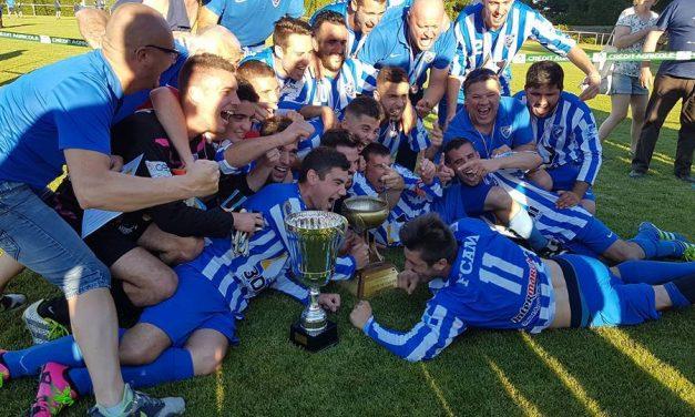 Finale de la Coupe de l'Anjou : Revivez l'incroyable exploit du FC Andréa-Macairois en images !