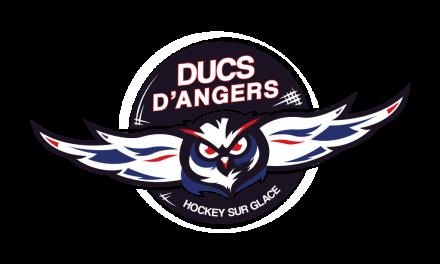 Reprise de la saison des Ducs d'Angers à la patinoire du Haras !